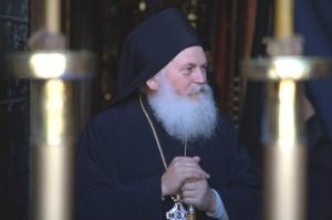 Игумен Ватопедского монастыря архимандрит Ефрем