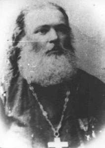 Протоирей Александр Иванов, настоятель Богоявленского собора в 1913-1914 г.