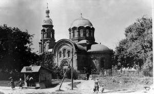 Александро-Невский кафедральный собор 60-е годы ХХ века
