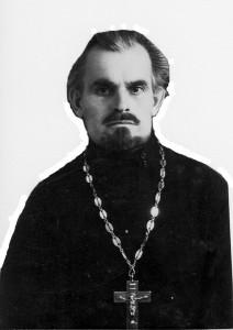 Протоиерей Павел Иванович Чесноков