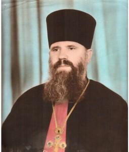 Протоиерей Василий Евгеньевич Истомин