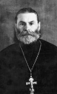 Протоиерей Михаил Попов