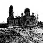 Дорога к разрушенному храму
