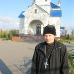 Настоятель храма в Городище иерей Игорь Боев