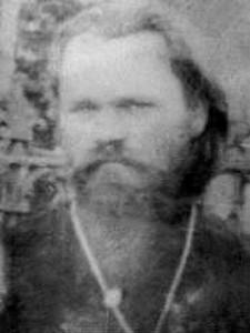 Протоиерей Виталий Курилович из села Каплино (1884-1937)