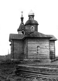 Храм Казанской иконы Божией Матери (с. Владимировка)