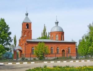 Храм св. вмч. и целителя Пантелеимона