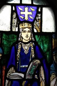 Гита Уэссекская – дочь последнего православного короля Англии Харольда Годвинсона, супруга великого князя Владимира Мономаха, мать Мстислава Великого и Юрия Долгорукого.