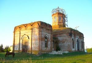 Георгиевский храм, с. Становое