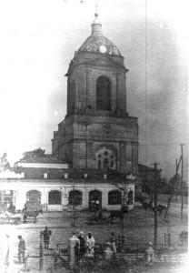 Казанско-Николаевская церковь г.Старый Оскол (начало XX в.)