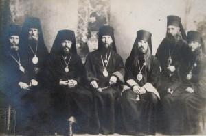 Семь архиереев. г. Харьков