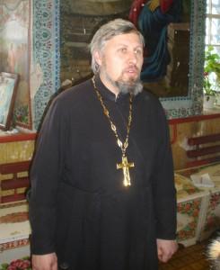 протоиерей Вячеслав Топольский