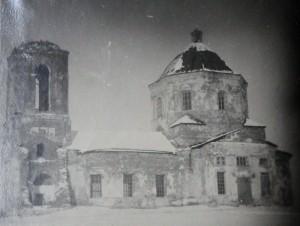 Димитриевский храм. 1949 год