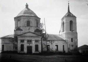 Димитриевский храм. 1959 год