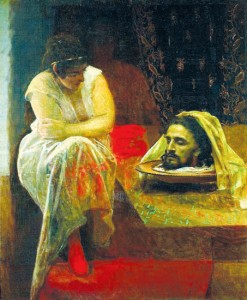 Иван Крамской. «Иродиада»