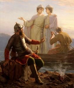 Видение Бориса и Глеба