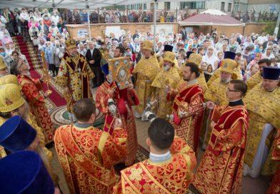 В Старом Осколе прошли масштабные торжества по случаю 800-летия Александра Невского