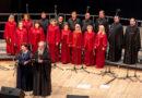Cтарооскольские хористы приняли участие в фестивале, посвященном 800-летию святого князя Александра Невского