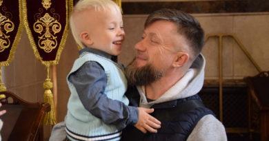 Дмитрий Климук: «Семья – это движение…»