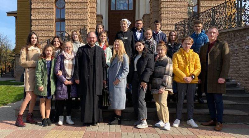 Участники Сергиевского молодежного братства побывали в гостях у белгородских друзей
