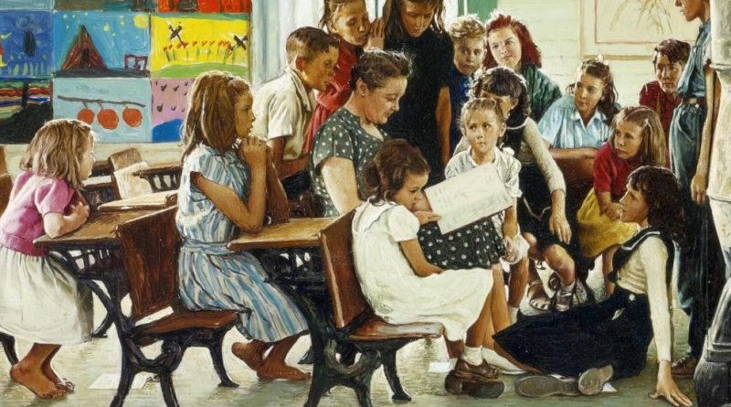 Быть учителем – дар Божий